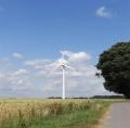 Windkraftanlage in Wildeshausen