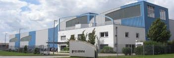 Gebäude der Firma Kurt Erxleben GmbH