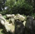 Blick auf die Kleinenkneter Steine